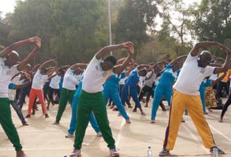 Université Ouaga I: Après la rentrée académique, place à celle sportive