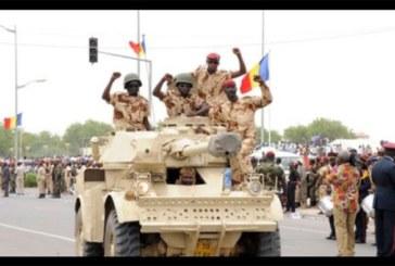 Tchad: Idriss Déby Itno suspend le chef d'état-major des armées