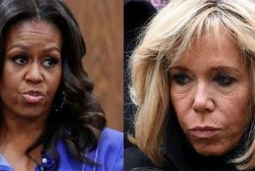 France: Pourquoi Brigitte Macron n'a pas accueilli Michelle Obama à Paris?