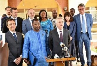 Assemblée National: Vers une feuille de route avec le Sénat Français