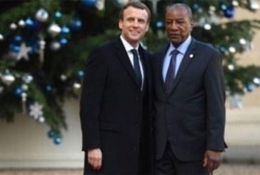 Incendie de Notre Dame : Le Président Guinéen Alpha Condé dément avoir fait un don de 2. 000.000 d'Euros à la France