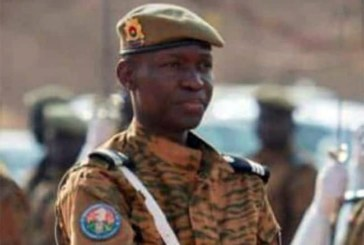 Burkina Faso: Décès du capitaine Hamed Lewis Toé de l'escadron d'Escorte et d'honneur