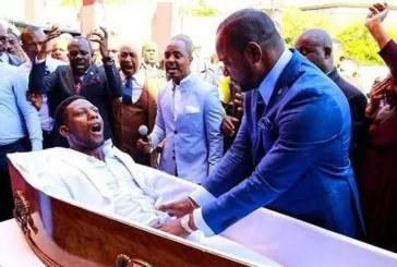 L'homme « ressuscité » est finalement mort pour de vrai et de façon mystérieuse