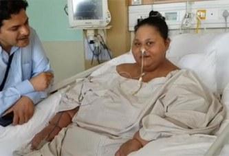 Emirates Arabes : La femme la plus grosse au monde est décédée.