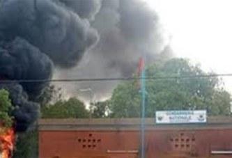 Province du Sourou: la gendarmerie de Gomboro incendiée
