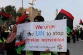Libye:Les Etats-Unis décident d'apporter leur soutien au maréchal Khalifa Haftar