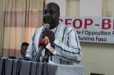 Burkina Faso: L'Opposition accuse le régime en place de ne respecter ses engagements et pose ses conditions pour le dialogue politique