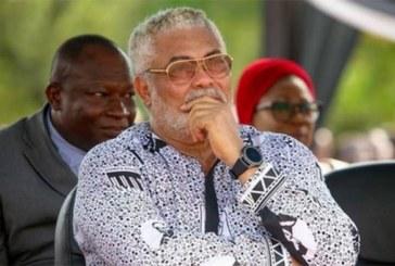 Ghana : Rawlings ne veut pas voir son nom attribuer à une Université et déteste les monuments