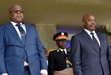RDC:Rencontre entre Tshisekedi et Kabila pour la nomination d'un Premier ministre