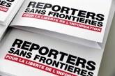 Liberté de la presse 2019 : le Burkina Faso progresse de 5 places (RSF)