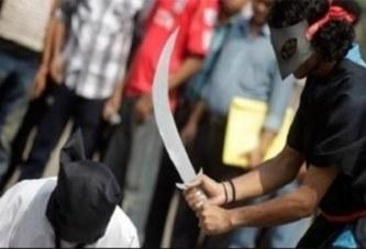 Arabie Saoudite : Une Nigériane exécutée (photos)