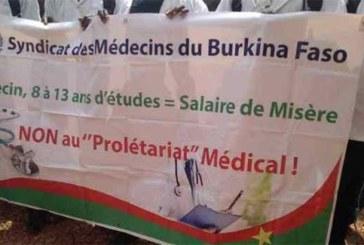 Burkina Faso – Santé/grève: des médecins disent non au «prolétariat médical»