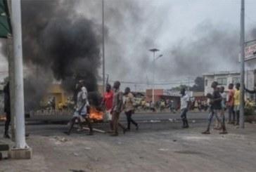 Bénin: le ministre de l'Intérieur reconnaît l'usage d'armes par la police