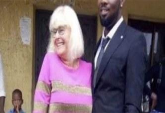 Venu en Afrique avec sa blanche pour se marier, elle le quitte et se marie avec son petit frère