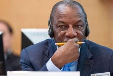 Guinée: Démission du ministre de la Justice opposé à la modification de la Constitution pour un troisième mandat à Alpha Condé