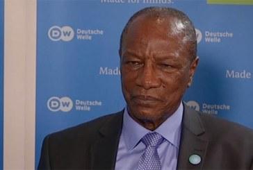 Guinée : le parti au pouvoir officialise sa volonté de changer la constitution