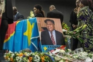 RDC: La dépouille d'Étienne Tshisekedi rentre enfin au pays pour son inhumation