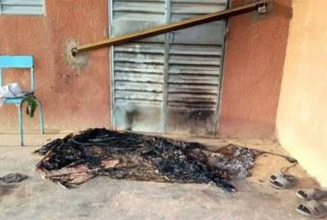 Ouagadougou: Le gardien d'une école et son fils brûlés vifs