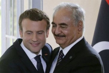 Libye:Critiquée, la France reconnaît son soutien au Maréchal Haftar contre le «terrorisme»