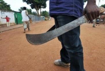 Côte d'Ivoire : Soupçonnant son cousin de le cocufier, il le taillade à mort dans le Worodougou