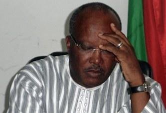 Burkina Faso: Roch Marc Christian Kaboré, otage des terroristes