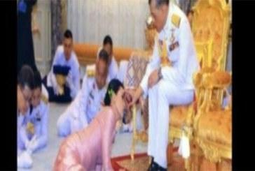 Le roi épouse son garde du corps personnel (photos), le royaume s'insurge
