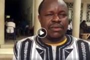 La Poste du Burkina (ex Sonapost) : « On reprendra le travail après le départ du Directeur Général » Alain Somé, secrétaire général adjoint du SYNTRAPOSTE
