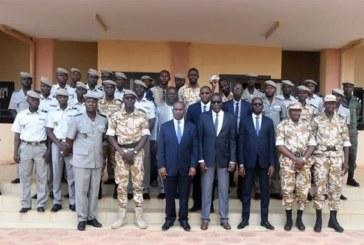 Sécurité nationale: Le ministre Alpha Barry apporte sa touche dans la formation