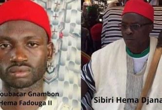 Burkina: Banfora (Cascades): 2 morts dans de nouveaux affrontements autour de la chefferie lundi matin