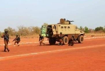 Lutte contre le terrorisme: le Général de Brigade Moise Miningou témoigne sa satisfaction aux troupes pour leur engagement sur le terrain