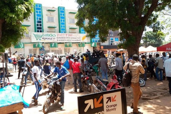 Tirs au centre ville de Bobo-Dioulasso: Un policier tué par des bandits