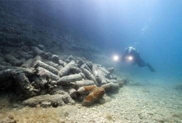 Plus de 3 milliards de tonnes de bombes chimiques présentes dans la mer du Nord et la mer Baltique