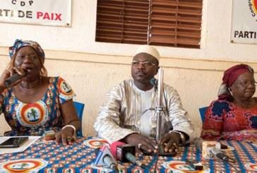 Politique: Les femmes CDP du Kadiogo derrière Eddie Komboïgo
