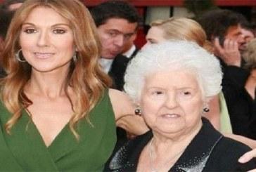 Les terribles révélations de Céline Dion sur sa mère