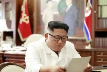 Kim Jong Un reçoit une lettre « excellente » de Donald Trump