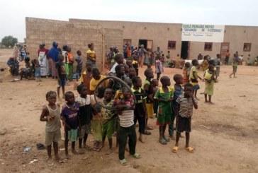 Ouagadougou: Le gouvernement demande le retour des déplacés à Barsalgo et à Foubé dans le centre nord
