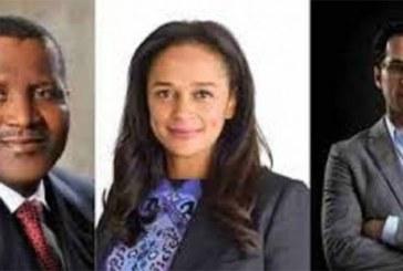 Liste des 15 milliardaires originaires d'Afrique et leur valeur nette