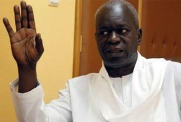 Les propos de Chériff Sy mettent à nue une discorde entre lui et le président du Faso (Opposition)