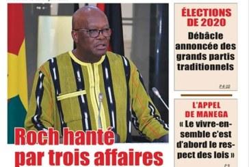 La Une du journal Le Soir Vox Populi Num 006