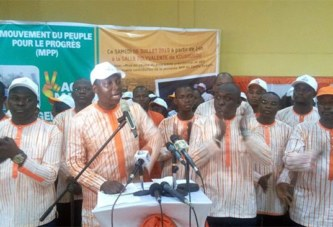 Bachir Ouédraogo, responsable national des jeunes du MPP: «Ce que Roch Kaboré a réalisé en trois ans jamais un chef de l'Etat n'a fait pareille»