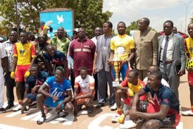 Grand prix cyclisme du centenaire du Burkina Faso : L'AS BESSEL reste intraitable