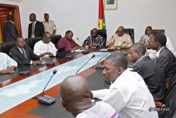 Dialogue politique Majorité – Opposition : Début des travaux ce lundi
