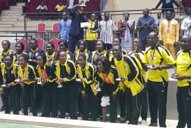 Handball – Championnat seniors et juniors : L'AS DOUANES fait le doublé en seniors