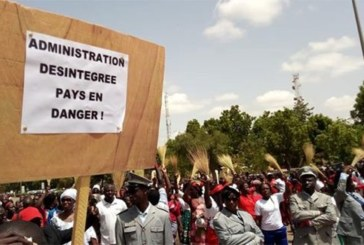 Burkina Faso: Résoudre «l'absence» d'État ou périr!