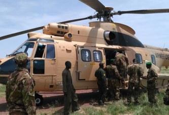 IBK dans Jeune Afrique: «nos hélicos puma sont cloués au sol faute de maintenance appropriée»