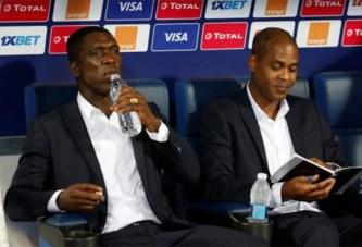 Cameroun : Seedorf et Kluivert limogés…