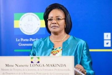 Audio – Gabon: Conversation houleuse entre la ministre gabonaise de la jeunesse et un officier supérieur de la police