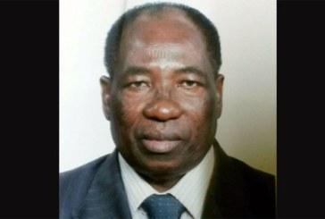 Communiqué nécrologique: Décès de MonsieurRakistaba Rimanogo Jérôme,Expert Maritime,Directeur Général du cabinet JR Expertises Burkina
