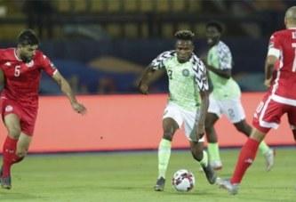 CAN 2019 : le Nigeria remporte la petite finale face à la Tunisie (1-0)
