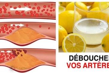 Un remède exceptionnel qui nettoie vos artères bouchées et vous évite un AVC ou une crise cardiaque
